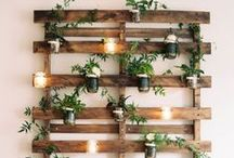 townhouse organization & backyard space / condo living, small spaces, townhouse, modern, simple, chic, DIY, boho, eclectic.