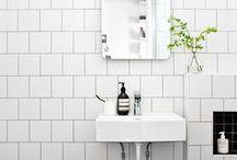 Bathroom - Scandinavian design