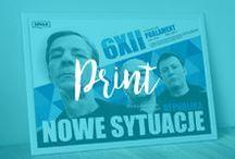 Print | Druk / Plakaty, ulotki, broszury, katalogi, wizytówki, wszystko co można wydrukować
