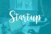 Startup | Small Biz / Pomoce naukowe jak nie zawalić pierwszego startupu i poradzić sobie z małym biznesem