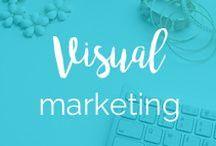 Visual Marketing / visual marketing, visual content, marketing wizualny, komunikacja wizualna, visual communication