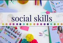 Social Skills and Pragmatic Activities / Social group activities for students