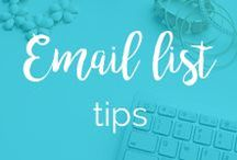 Email list tips | lista mailingowa / email list, mailing, suscribers, mailchimp, get respons, fresh mail, subskrypcje, lista mailingowa, newsletter, incentives, content upgrade