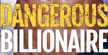 The Dangerous Billionaire (Tate Brothers #1)