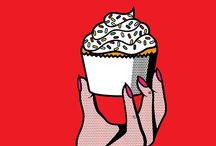 cupcake / When you look at a cupcake, you've got to smile - Anne Byrn