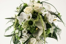 Flowers: Bridal Bouquets / In this board, I try to represent as many different bouquet styles as possible.