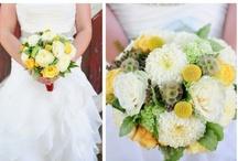 Events: Green White Yellow Wedding