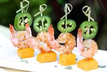 Appetizers & Finger Foods / by Amorette Perez