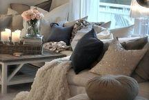Cozy Home  / by Amorette Perez