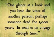 read / The more that you read, the more things you will know - Dr Seuss