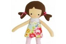 Alimrose Designs Dolls