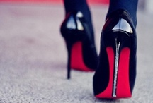 Will Work for SHOES / Foot Action  / by Yolanda Preyar