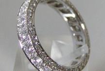 Every princess deserves / Diamonds are a girls best friend / by Yolanda Preyar