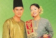 Malaysian Traditional Clothes