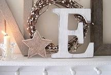 Decorating/celebrating Christmas