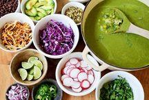 Soups galore  / by Amorette Perez