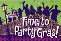 Holidays - Mardi Gras Party