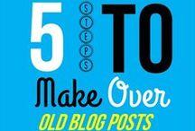 Blogging / by Shauna Williams