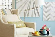 Home Ideas. / by Rachel Savage