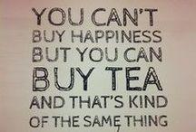 All Things Tea / by Ann Marie