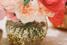 Peach Mint Gold Vintage / by Amorette Perez