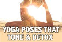 Yoga :) / by Amorette Perez