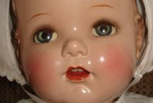 Doll Love / I have always had a love for dolls, especially vintage dolls.