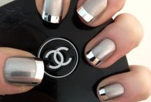 nailed it! / Classy nail art / by Kate Brooks