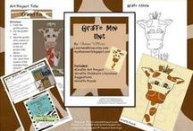 Educational Items - Themed Units / Themed educational units, packets, etc. / by Shauna Williams