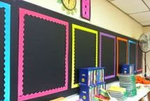 Education - Classroom Setup / Classroom décor, set-up, tips, etc.