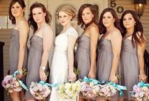 Wedding Photography / Posing inspiration for brides, grooms, bridal party, family and friends
