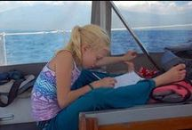 boat schooling / Education for a life at sea