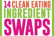 Clean Eating / Clean Eating Ideas, 21 Day Fix Ideas / by Shauna Williams