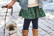 Kid Fashion. / by Rachel Savage