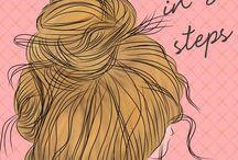 Hair. / by Rachel Savage