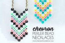 Art for Kids: Perler Beads, Misc. Beads, Hairbows, and Jewelry / Art Projects for Kids: Perler Beads, Misc. Beads, Hairbows, and Jewelry Making