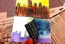 Art for Kids: Stamping and Printmaking