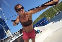 fettle on the ocean / Workouts for living aboard a sailboat
