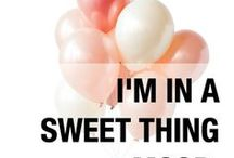 I'm in a SWEET THING mood. / Our 'Sweet Thing', pink, rose and cream ombre palette is perfect for baby girl showers, Paris parties, cupcake parties and Cinderella themes. Designed by Luft Balloons in Chicago.