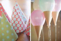 Celebrate : Party Ideas / by Kayla Anderson