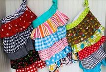 Aprons  :) / by Penny Perry