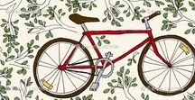 I Want to Ride My Bicycle / I love bicycles - especially eco-friendly ones.