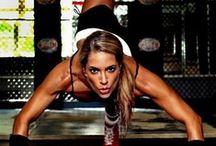 Up in tha gym / by Savannah Dixon
