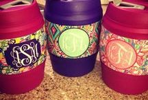 Monogrammed everything please / by Ashtin Smith