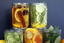 DIY Natural Cleaners / Because the health of your family is the most important thing!