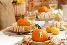 Green Thanksgiving / Great ways to green your Thanksgiving.