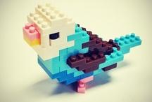 Lego! Lego! Lego! / We are Lego addicts!