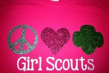 Girl Scout Ideas / Ideas or neat things to pass along to Erin's Troop Leader. / by Erica Zulauf-Damschroder