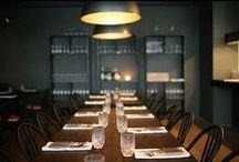 Restaurant Interiors / Exteriors
