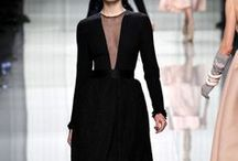 LBD inspiration / Little black dresses (or gowns) i like.